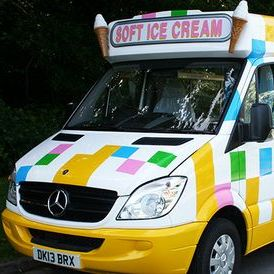 Astore & Sons Ice Cream Vans Food Van