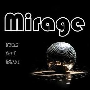 Mirage Live music band