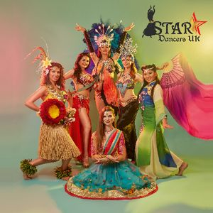 Star Dancers UK Bollywood Dancer