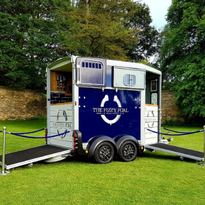 The Fizzy Foal Mobile Bar Catering