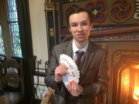 Harrison Houghton Magician Illusionist