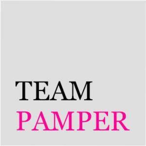 Team Pamper Event Staff
