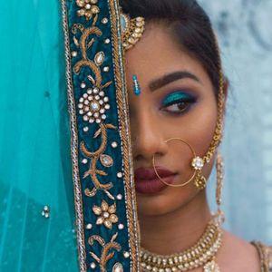 Hadizah Labaran Asian Wedding Photographer