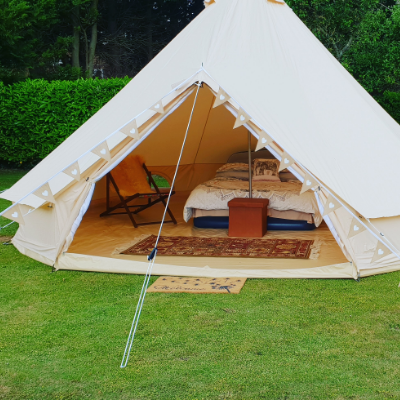 R & R Glamping Marquee & Tent