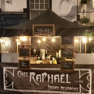 Chez Raphael /L'Oranais Business Lunch Catering