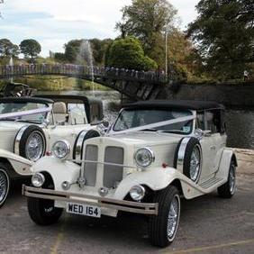 Maxweddingcars Vintage & Classic Wedding Car