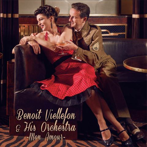 Benoit Viellefon & His Orchestra Swing Big Band