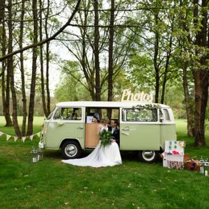 Buttercup Bus Vintage Campervan Hire Photo Booth