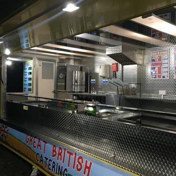 C&L Catering Burger Van