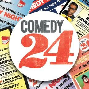 Comedy 24 Stand-up Comedy