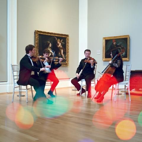 Ulster String Quartet String Quartet