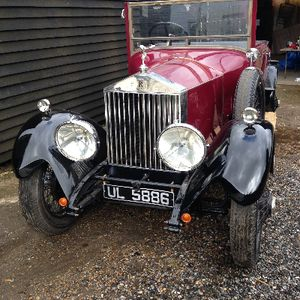 Brendan Kinsella Wedding Service Vintage & Classic Wedding Car