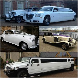 A.T Beauford Wedding Cars Vintage & Classic Wedding Car