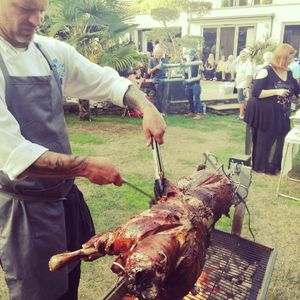 MYG CATERING LTD Hog Roast