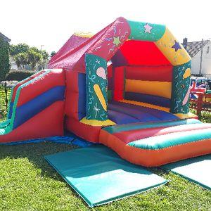 ABC Bouncy Castle Hire Plymouth Bouncy Castle