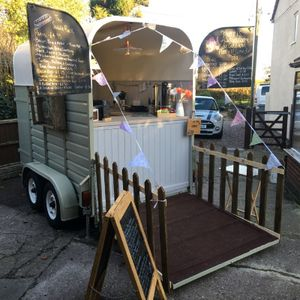Caddy Rack Vintage Catering Mobile Caterer