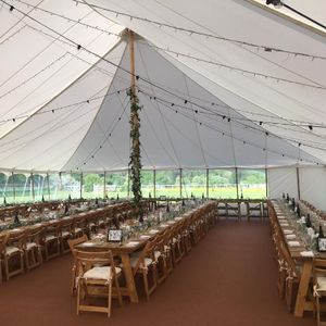Zuff Services (UK) Ltd Stretch Marquee