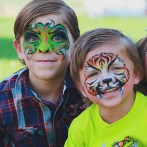 Diamond Face Painter Children Entertainment