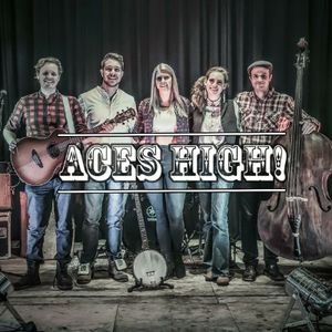 Aces High! Live music band