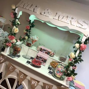Twice As Nice Sweet Cart & Wedding Accessories Sweets and Candy Cart