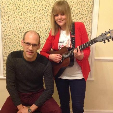 Rachel and Matt Duo (and Band) Wedding Singer