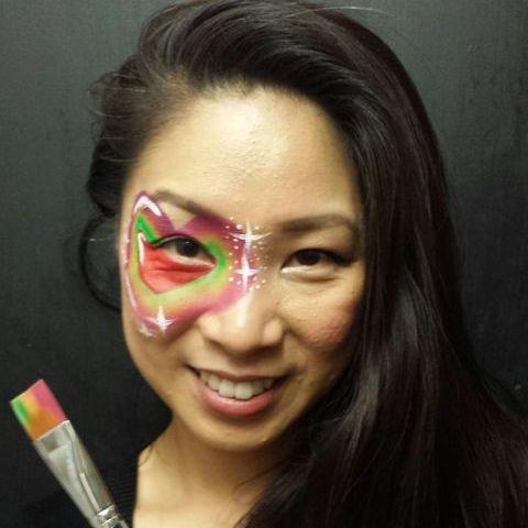 Face Painter Bo Children Entertainment