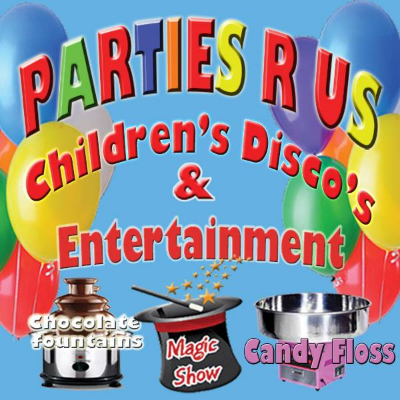Parties 'R' Us Children's Disco's And Entertainment Chocolate Fountain