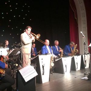 The Chris Mackey Orchestra Swing Big Band