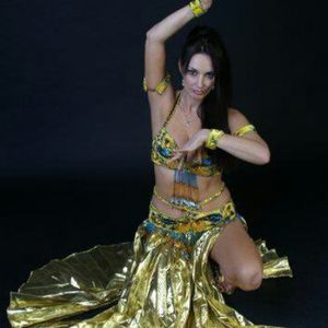 Khalisha Bellydancer and Snake Dancer Belly Dancer