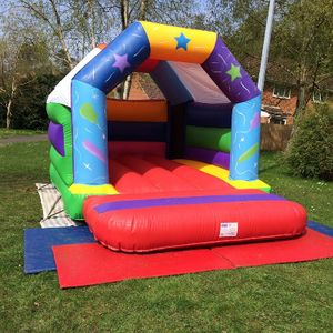 Leap n Bounce Bouncy Castle