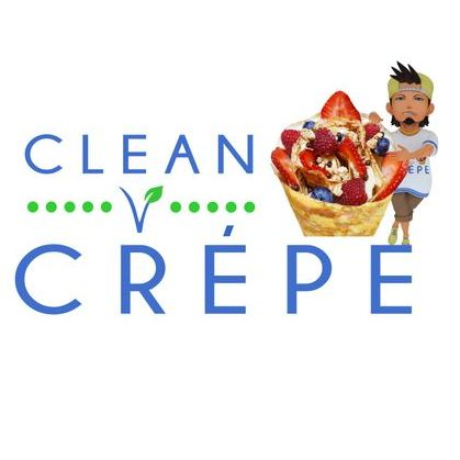 CleanCrepe Crepes Van