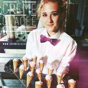 CREME GLACEE - Bespoke Dessert Experience Crepes Van