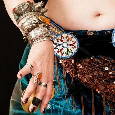 Ashnah American Tribal Style® Folkloric dance Dance Instructor
