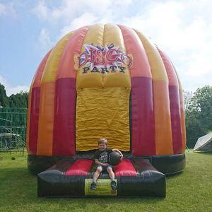 Captain Castles Entertainments Bouncy Castle
