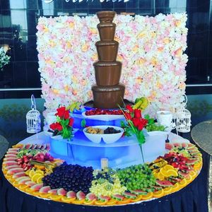 MIDLANDS PREMIERE EVENTS Sweets and Candy Cart
