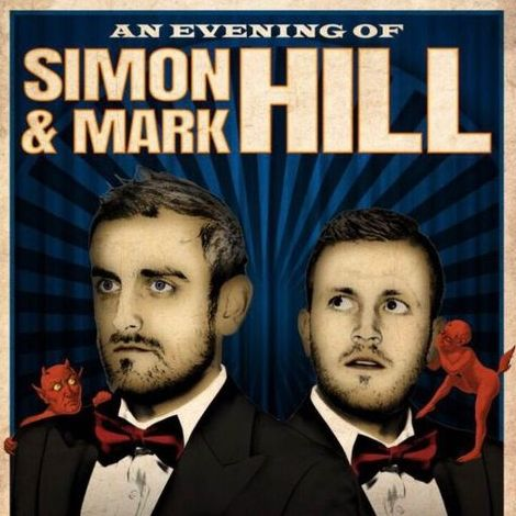 Simon & Mark Hill Close Up Magician