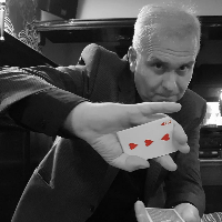 Colin J Hall Magic Wedding Magician