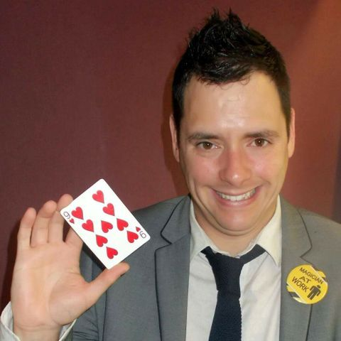 David Michaels Magic Wedding Magician