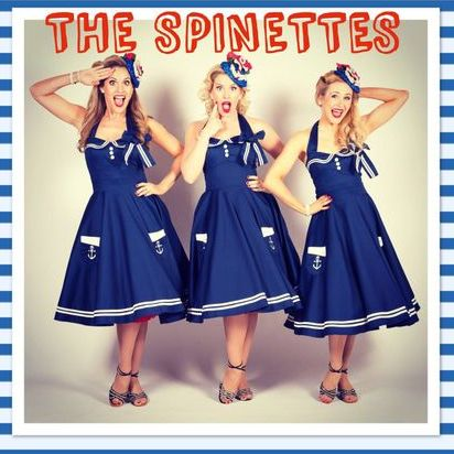 The Spinettes Vintage Band