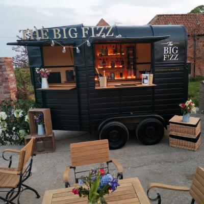 The Big Fizz Cocktail Bar