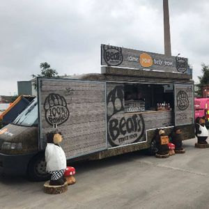 Bears Street Food Pizza Van