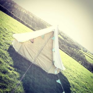 QuirkyTents Bell Tent