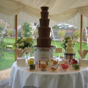 Chocolate Fountains of Dorset Chocolate Fountain