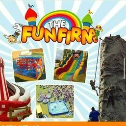 The Fun Firm Bouncy Castle