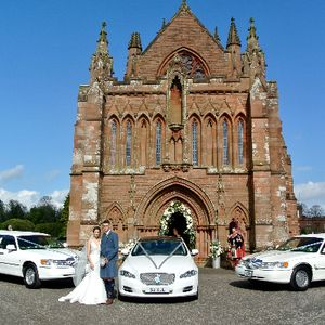 Excalibur Wedding Cars Chauffeur Driven Car
