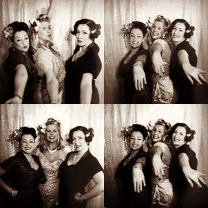 The Fifinellas 1920s, 30s, 40s tribute band