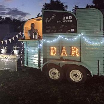 Ranieris Prosecco Bar Mobile Bar