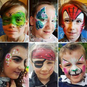 Happy Faces Bingley Face Painter