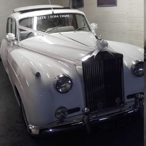Elite Wedding Services Vintage & Classic Wedding Car