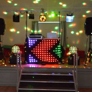 Central Discos Wedding DJ